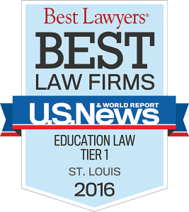 USNews Best Law Firm | Education Law 2011, 2012, 2013, 2014, 2015, 2016